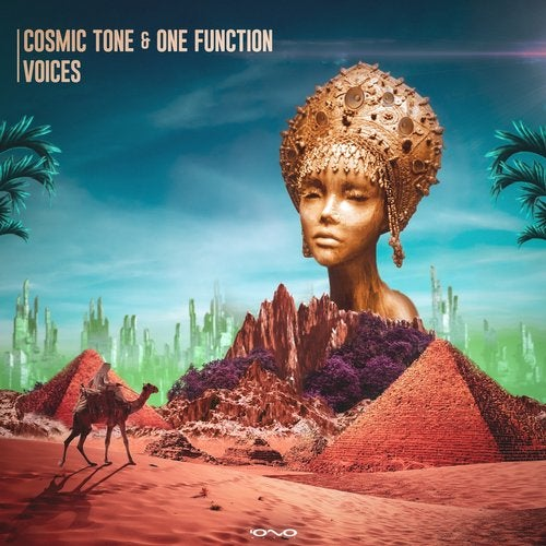 Cosmic Tone - Voices Original Mix feat One Function