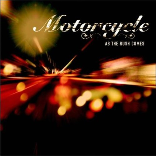 Motorcycle As The Rush Comes - Fly On The Wings Of Love - Radio Mix feat Annia
